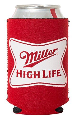 Miller High Life Getränkehalter aus Neopren für