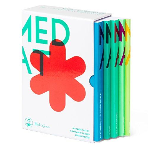 MedAT 2019 I Kompendium für die ideale Vorbereitung auf den Mediziner-Test in Österreich I Umfassende Medat Vorbereitungs-Buchbox I Inkl. Leitfaden, Lösungsstrategien, MedAT-Simulation und E-Learning