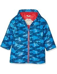 Hatley Boy's Zip up Splash Jacket Raincoat