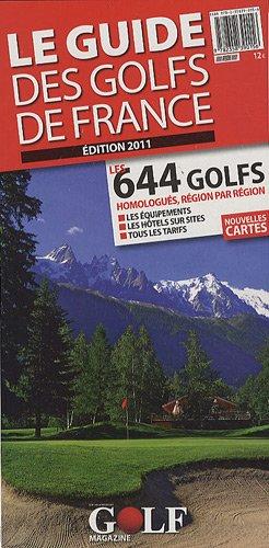 Guide des golfs de France
