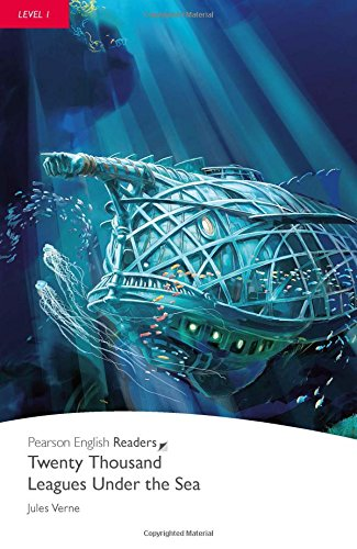 Level 1: 20,000 Leagues Under the Sea (Pearson English Graded Readers)