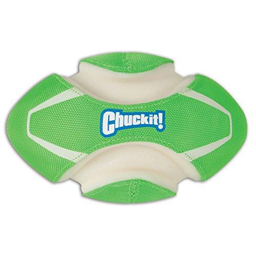 Hund Ball Spielzeug Glow (Chuckit Fetch Tappen Max Glow Hundespielzeug)