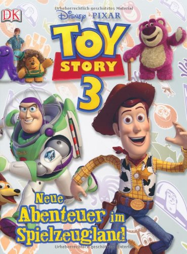 Toy Story 3. Neue Abenteuer im - Story Toy Hardcover