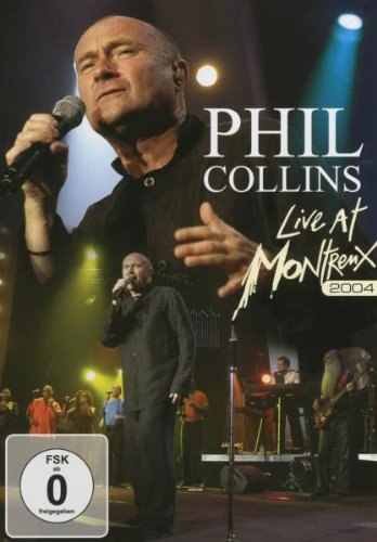 Phil Collins - Live at Montreux 2004 [2 DVDs] hier kaufen