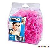 Panache Bath Loofah, Rose Pink