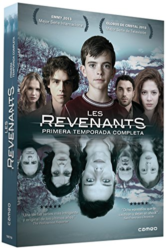 Les Revenants - Temporada 1 [DVD]