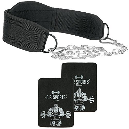 Cinturón para pesas C.P. Sports Correa Inmersión Gürtel+Polster