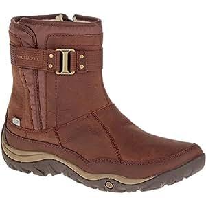 Merrell Womens/Ladies Murren Strap Waterproof Leather Walking Boots