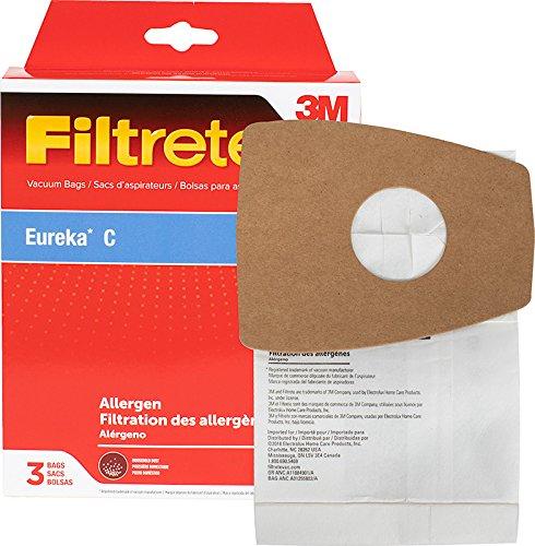 Electrolux Home Care 67711-6 Eureka C Allergen Bag-EUREKA C VACUUM BAG