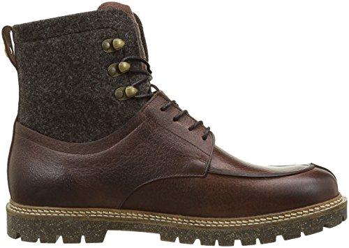 Birkenstock Timmins, Brogues Homme Marron (Brown)
