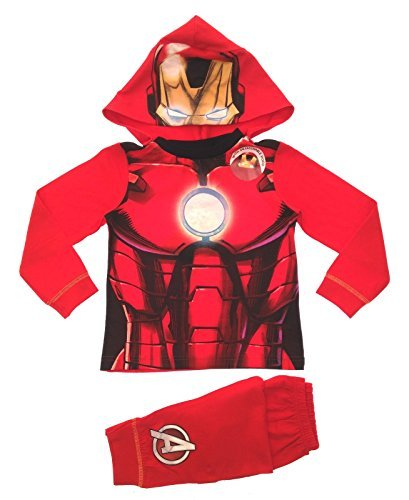 Marvel avengers iron Man Pyjama Jungen 3-4 jahre (Pyjamas Christmas Disney)