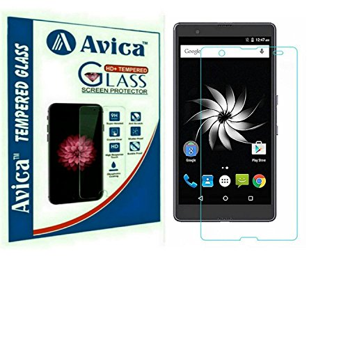 AVICA 2.5D HD Premium Tempered Glass Screen Protector for Micromax Yu Yureka Note YU6000 image