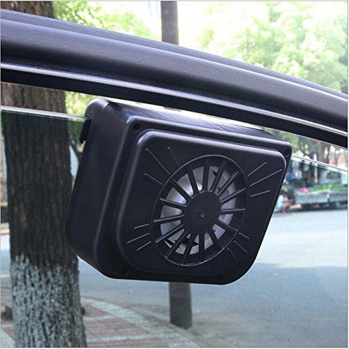 Preisvergleich Produktbild Auto-Solar-Auto-Ventilator-Automobilinnenraum-Abluftventilator-Automatische Desuperheater-Kühlventilator-In-Fahrzeug-Luftumwandlung