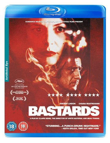 Bastards ( Les salauds ) [ UK Import ] (Blu-Ray)