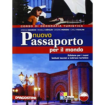 Nuovo Passaporto Mondo +Ld