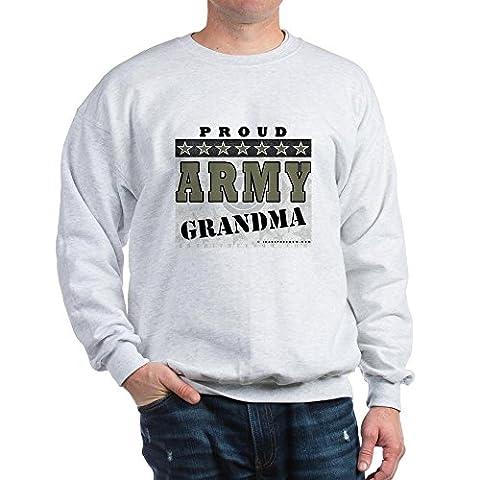 CafePress - Proud Army Grandma - Classic Crew Neck