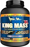 King Mass XL - 2722 grams whey protein mass growth mass building bodybuilding muscle gain by Ronnie Coleman M