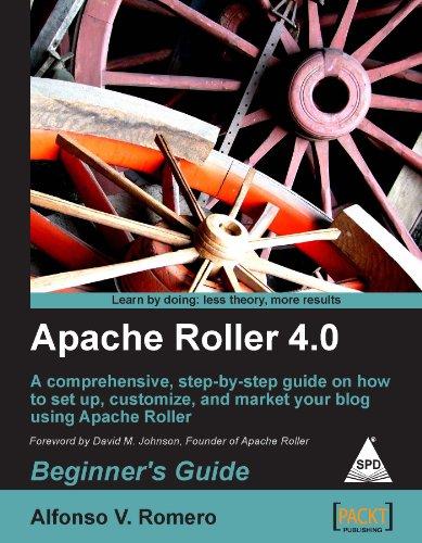 APACHE ROLLER 4.0 BEGINNER'S GUIDE [Paperback] [Jan 01, 2017] ROMERO par ROMERO