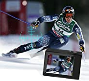 NEW Updated Waterproof Full HD 1080P Sports Action Camera DVR Cam DV Video Camcorder- Action Cameras, for Unde