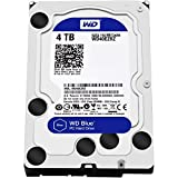 "DRIVE, BLUE 3.5"", SATA 6GB/S 64MB 4TB Cache Buffer - 64MB Drive Interface - SATA 6 Gb/s Drive Size Imperial - 3.5"" Drive Type - Internal Hard Drive Capacity - 4TB Product Range - WD Blue Rotational Speed - 5400rpm"