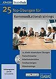 25 Top-Übungen für Kommunikationstrainings/ MacOS 10.X.MS-Word ab Word 2000; Win 2000