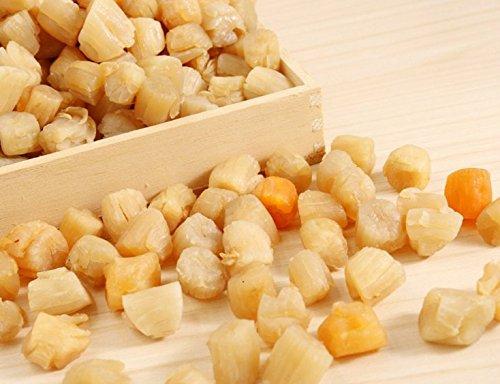 Getrocknete Meeresfrüchte kleine Jakobsmuschel 1600 Gramm aus Südchinesische Meer Nanhai
