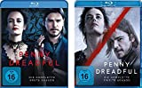 Penny Dreadful Staffel 1+2 [Blu-ray]