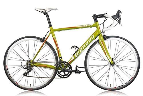 Legnano Ciclo 580 Lg36 Carbon Fork, Bici da Corsa Uomo, Verde, 59