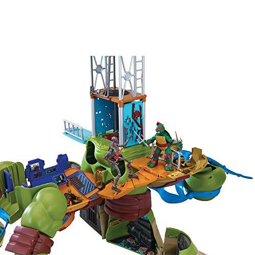 Zoom IMG-3 giochi preziosi playset gigante turtles