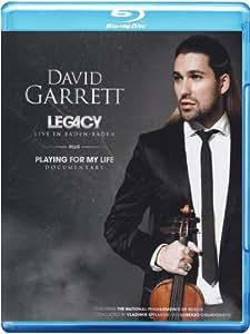 David Garrett - Legacy - Live in Baden-Baden