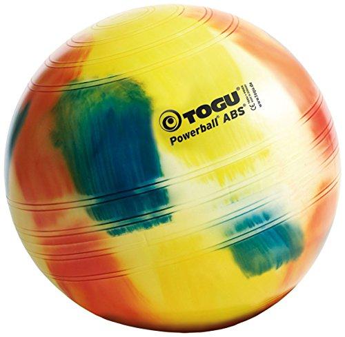 Togu Gymnastikball Powerball ABS (Berstsicher), marble, 55, 407560
