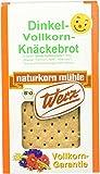 Werz Dinkel-Vollkorn-Knäckebrot,4er Pack