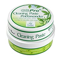 GBPro Eco Natural Powerful Multi-surface Cleaning Paste/Soapstone - 300gm (Biodegradable) with EU Ecolabel