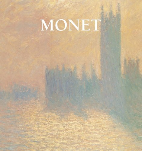 Perfect Square: Monet (Spanish Edition)