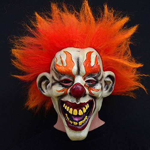 Beängstigend Joker - KSLD Flamme Clown Maske Böse Beängstigend