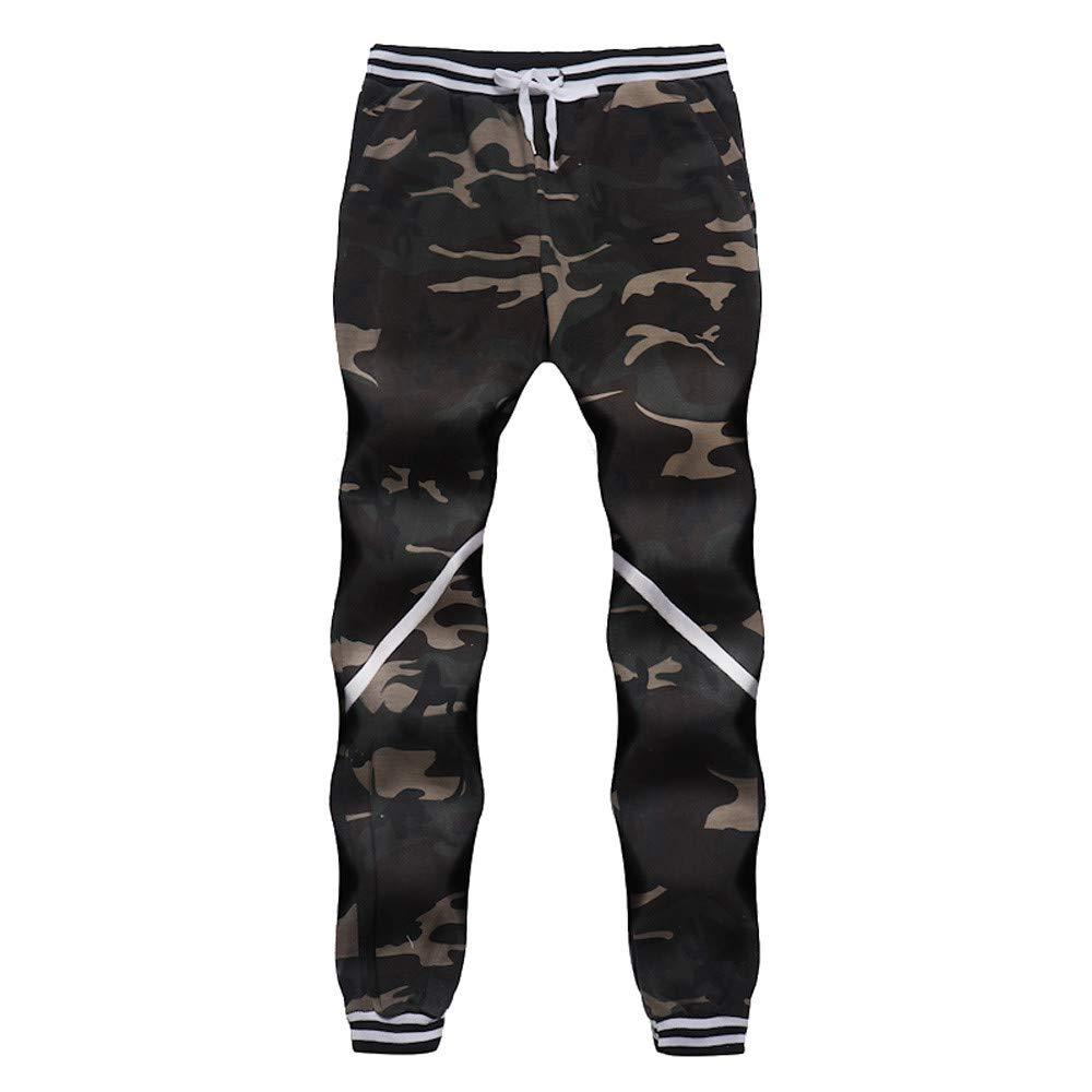 1460811719f Pantalón De Camuflaje Clásico De Otoño para Hombre Pantalones ...