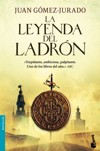 La leyenda del ladrón (Bestseller Internacional)