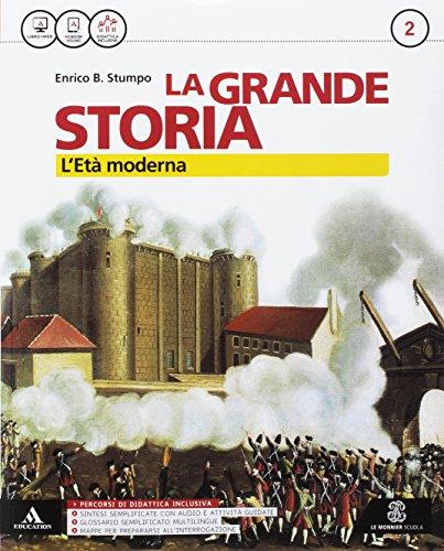 La grande storia. Per la Scuola media. Con e-book. Con espansione online: 2