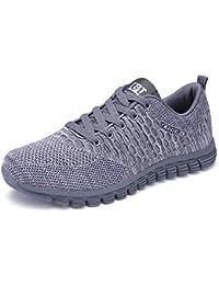 Senderismo Zapatos de Ocio de los Hombres Que Sube Zapatos de Malla Transpirable de la Mosca