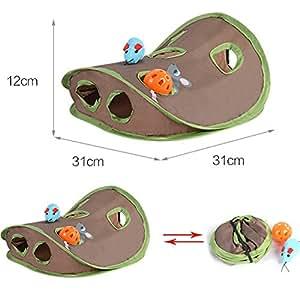 icase4u katzenspielzeug katzen maus rattenloch. Black Bedroom Furniture Sets. Home Design Ideas