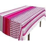 Hule rectangular 140x240 cm MODERNITY frambuesa