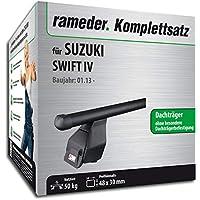Rameder Komplettsatz 117403-05474-1 13pol Elektrik f/ür Suzuki Swift III Anh/ängerkupplung abnehmbar
