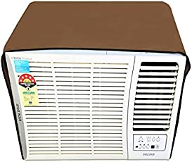 Lithara Beige Colored Window ac Cover for LG LWA3GP3F AC 1 Ton 3 Star Rating
