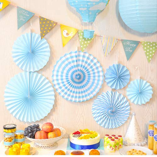 Craft Paper - Paper Fan Flower Decoration Home Birthday Layout Wedding Holiday Party Ball - Tape Decorations Printable Edge Plates Gift Assorted Sheets Organizer Heart Black Knife Invitation B (Wedding Bubbles In Bulk)