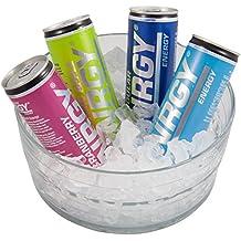 NRGY ® Energy Drink Probierset in 4 Geschmacksrichtungen pfandfrei 10 Dosen