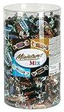 3x Miniatures - Mix (Mars, Bounty, Twix, Snickers) - 3000g