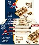 Atkins Coconut Almond Crisp Bar - Pack of 16 Bars