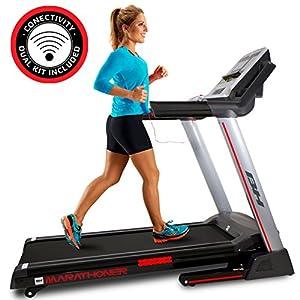 BH Fitness WG6458RF i.Marathoner - Tapis roulant - Elettrico - Pieghevole - Vel.Max. 21 Km/h - Inclinazione in 15 Livelli - 8 Anni di Garanzia 7 spesavip