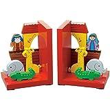 Orange Tree Toys Serre-livres d'Arche de Noahs