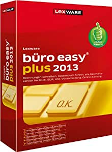 Lexware Büro Easy Plus 2013 (Version 8.00)